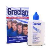 Grecian 2000 Locion con Acondicionador devuelve a tu cabello su color natural.