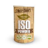 Vegan Iso Powder es una bebida isotónica apta para veganos.
