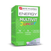 ENERGY MULTIVIT JUNIOR 30 Tabletas masticables