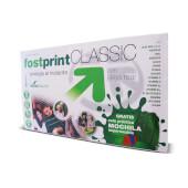 fost print classic + mochila impermeable, soria natural, energía y vitalidad.