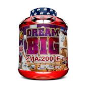 Dream Big contiene caseína micelar de alta calidad y ZMA.