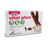 03-C Vitol Plus XXI aporta energía y vitalidad de forma natural.