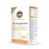 Blood Builder contribuye a la formación normal de glóbulos rojos y hemoglobina.