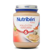POTITOS POLLO CON VERDURAS 200g - NUTRIBEN