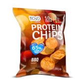 Protein Chips 30g - Novo Nutrition - Snack rico en proteína