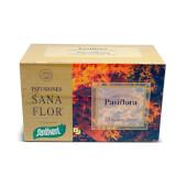 Sana Flor Pasiflora es una infusión relajante para conciliar el sueño.