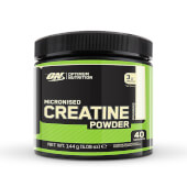 MICRONIZED CREATINE POWDER 144g - OPTIMUN NUTRITION