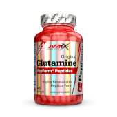 Glutamina Pepform Peptides contiene péptidos de glutamina altamente biodisponibles.
