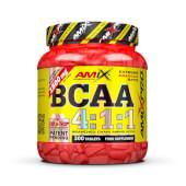 BCAA 4:1:1 es un suplemento para rendir al máximo durante el entrenamiento.