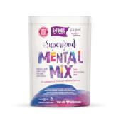 Mental Mix es un complemento alimenticio para la mente y la memoria.