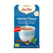 MENTE FRESCA BIO - YOGI TEA - Relax con un toque de cacao