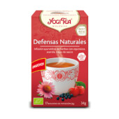 DEFENSAS NATURALES - YOGI TEA - Con vitamina C natural