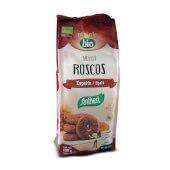 Mini Roscos De Espelta Bio no contienen lactosa ni huevo.