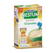 NESTUM 5 CEREALES - NESTLÉ - Papilla con hierro y zinc