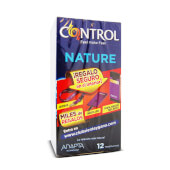 CONTROL NATURE - 12uds - ¡y con regalo seguro!
