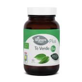 Té Verde Plus Bio es de producción ecológica.