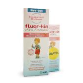 Fluor Kin Infantil Enjuague es especial para niños mayores de 5 años.