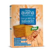Las galletas de avena de Santiveri solo tienen 47 kcal por unidad.