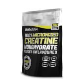 100% Micronized Creatine Monohydrate es una creatina de grado farmacéutico.