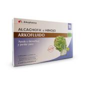 ARKOFLUIDO ALCACHOFA E HINOJO - ARKOPHARMA