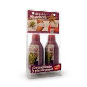 Arkofluido Alcachofa Mix Detox con efecto quemagrasas y drenante.