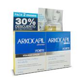 Arkocapil Advance Forte contribuye al mantenimiento del cabello.