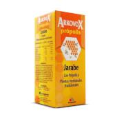 Arkovox Própolis suaviza el pecho y la garganta.