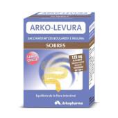 Arko-Levura contribuye a mantener la flora intestinal.