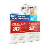 Intelectum Memoria y Energía 3G con ginkgo, ginseng y guaraná.