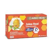 Arkoreal Jalea Real Vitaminada Sin Azúcares energía y vitalidad en tu día a día.