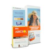Arkosol Advance prepara tu piel para el sol.