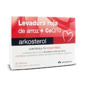 Arkosterol Levadura Roja de Arroz + Co Q10 - Arkopharma