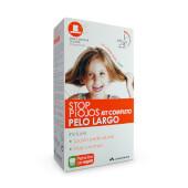 Stop Piojos Pelo Largo Kit Completo acaba con los piojos en 10 minutos.