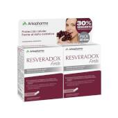 RESVERADOX FORTE - Arkopharma - Fórmula con antioxidantes