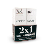 ROC KEOPS DESODORANTE ROLL-ON (2x1) - ¡Eficacia 48h!