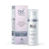 Roc Pro-Cica Bálsamo Extra-Reparador calma y repara las pieles más sensibles y dañadas.
