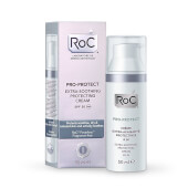 Roc Pro Protect Crema Protectora Extra-Reconfortante SPF50 para pieles sensibles o irritadas.
