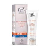 Con Roc Soleil-Protect Crema Nutritiva Intensa SPF 50+ tendrás una piel hidratada y rejuvenecida