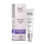Roc Pro-Renove Fluido Antiedad Unificante para un tono de piel radiante.