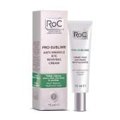 Roc Pro-Sublime Crema Antiarrugas Revitalizante de Ojos