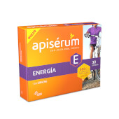 Apiserum Energía Ginseng optimiza tu día.