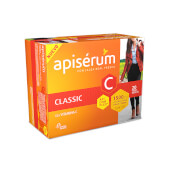 Apiserum Classic mejora la energía de tu organismo y estimula el rendimiento físico y mental.