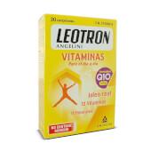 LEOTRON VITAMINAS - Energía para el día a día