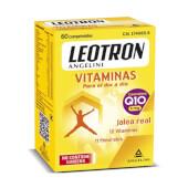 Prueba Leotron Vitaminas para recargarte de energía cuando más lo necesitas.