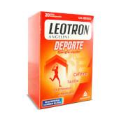 Descubre Leotron Deporte el complemento que te aporta energía rápida en momentos puntuales.