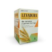 Angelini Natura Levadura de Cerveza y Germen de Trigo es fuente natural de vitaminas.