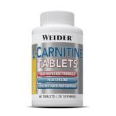L-CARNITINA - WEIDER - Favorece la pérdida de peso