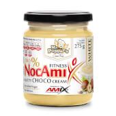NocAmix es una crema de untar saludable con sabor a chocolate blanco gracias a Amix