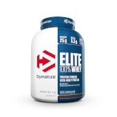 Elite 100% Whey es una mezcla de aislado y péptidos de suero.