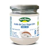 ACEITE DE COCO VIRGEN EXTRA BIO - NATURGREEN